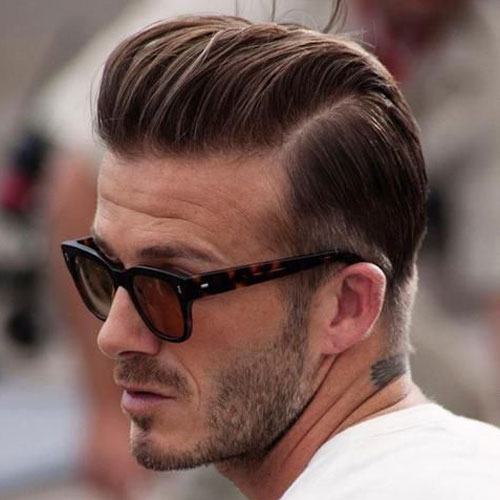 Wayne Anthonys Executive Barbers In Halifax Hipperholme Get The - Latest hairstyle of beckham